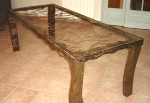 serge hanquez ferronnerie. Black Bedroom Furniture Sets. Home Design Ideas
